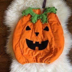 Other - Pumpkin costume - NWT. Perfect condition. 4T